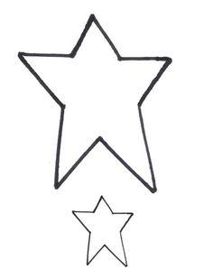 Whimsical Stars Clipart.