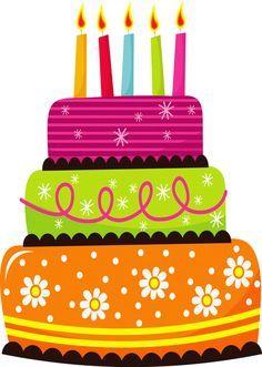 Birthday, Happy Birthday, Clipart Věci, Clip Art, Whimsical.