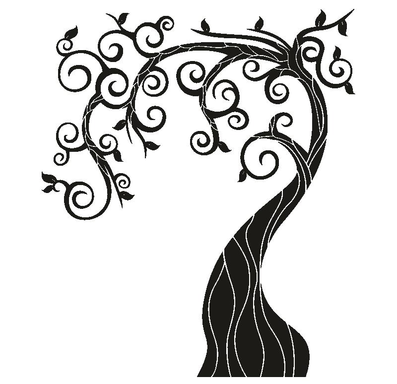 Wall decal Tree Sticker Clip art.