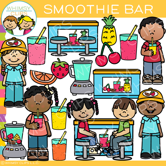 Healthy food clip art , Images & Illustrations.