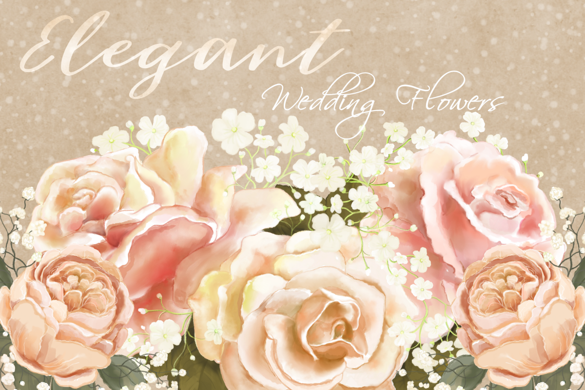 Whimsy flower spray clipart clipart images gallery for free.