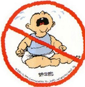 No whining clip art.