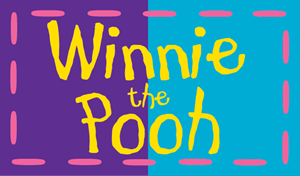 Disney\'s Winnie the Pooh Logo Vector (.EPS) Free Download.