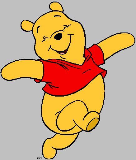 Disney Winnie the Pooh Clip Art.