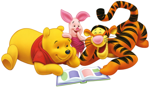 Free Disney's Winnie the Pooh and Friends Clipart and Disney.