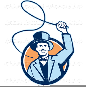 Crack The Whip Clipart.