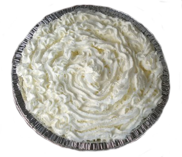 Whipped Cream Pie Clipart.