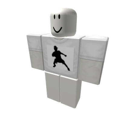 Plain white tee with Whip dance logo.