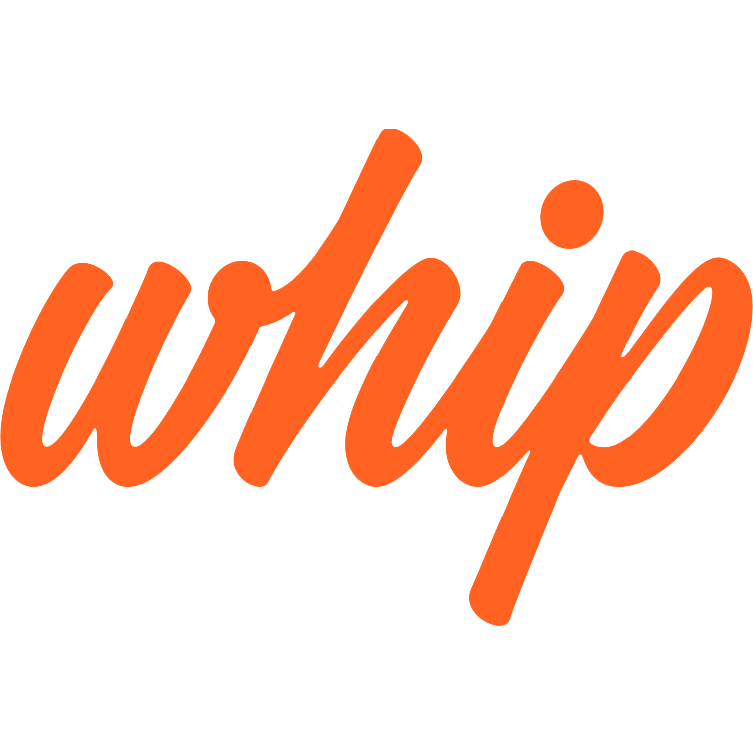 What is the difference between renting from WHIP and Lyft.