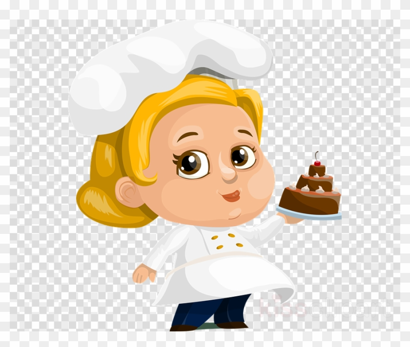 Chef Cake Png Clipart Bakery Frosting & Icing Chef.