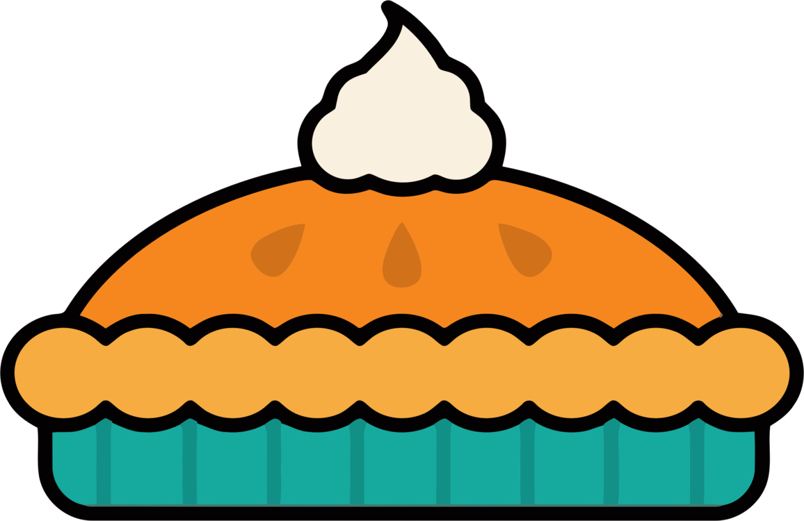 pumpkin pie clipart.
