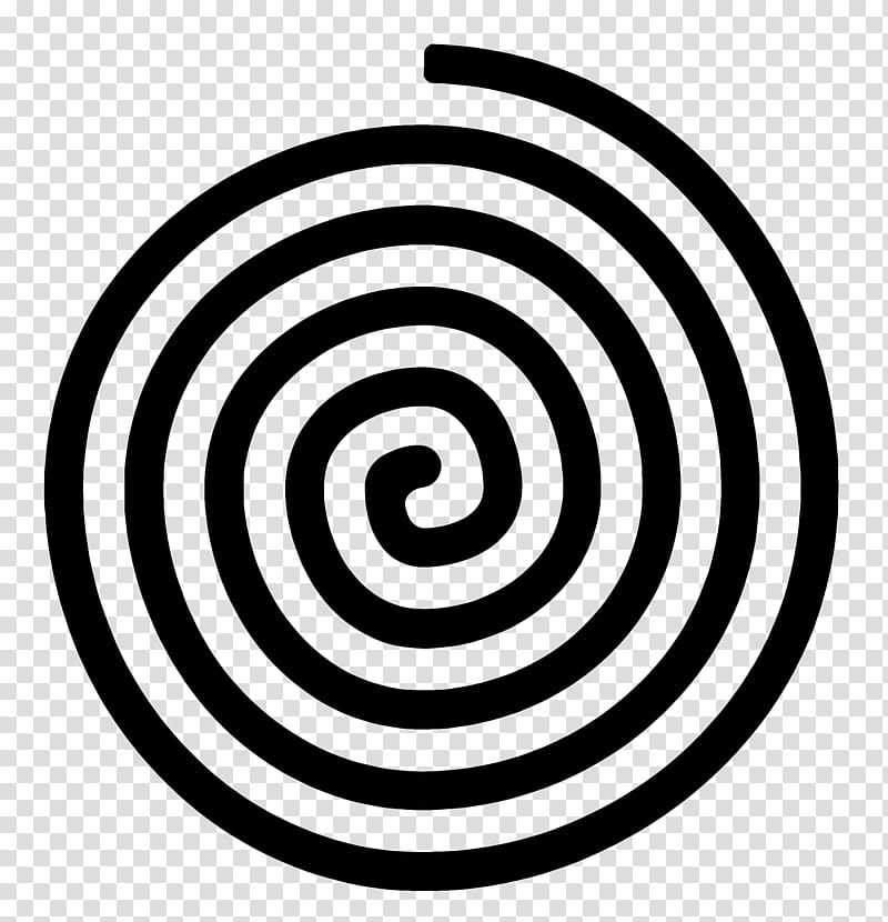 Teen Wolf Symbol Page Bushes Shapes, black whirl.