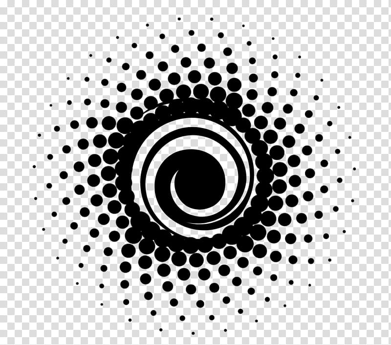EVA BAXTER DESIGNS CLIPPING MASKS, black dots and whirl.
