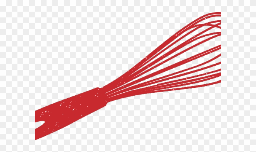 Red Clipart Whisk.