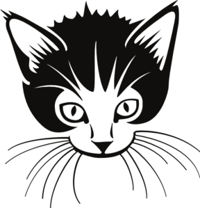 Images: Whiskers Clipart.
