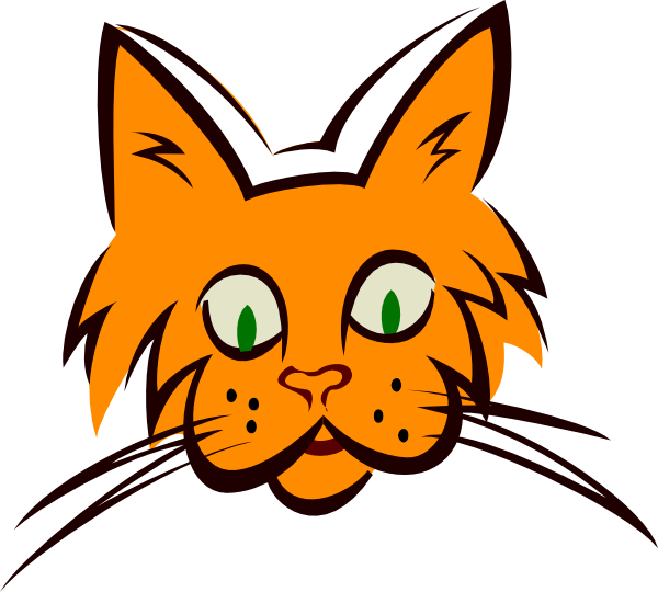 Whiskers Clipart.