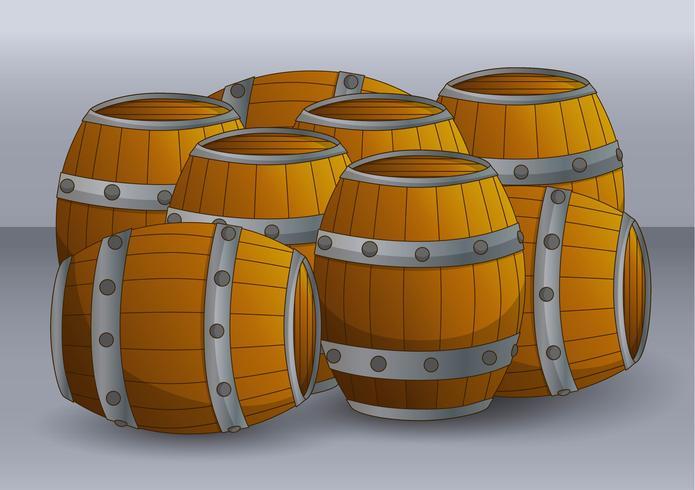 Whiskey Barrel.