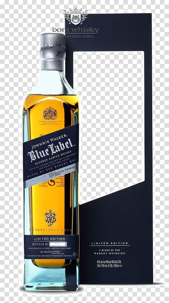 Whiskey Glass bottle Liqueur Porsche Johnnie Walker, Johnny.