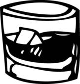 Whiskey Clipart.