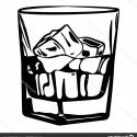 Best Free Whiskey Clipart Black And White Photos » Free.