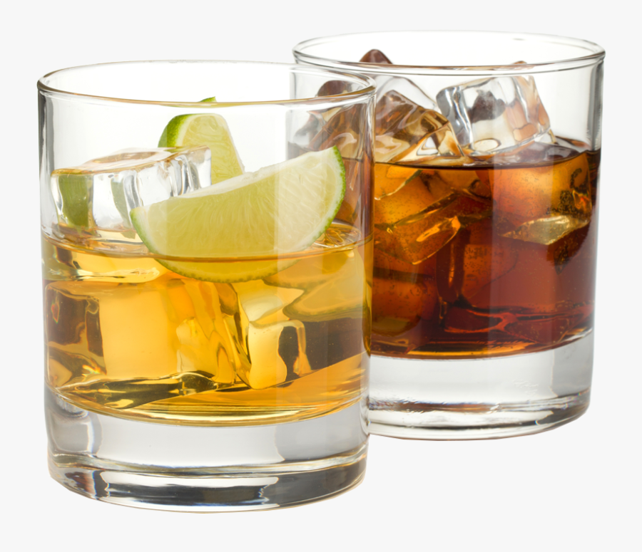 Whiskey Glass Png.