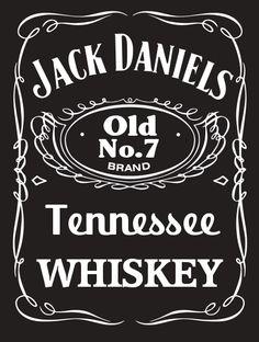Jack Daniels Logo.