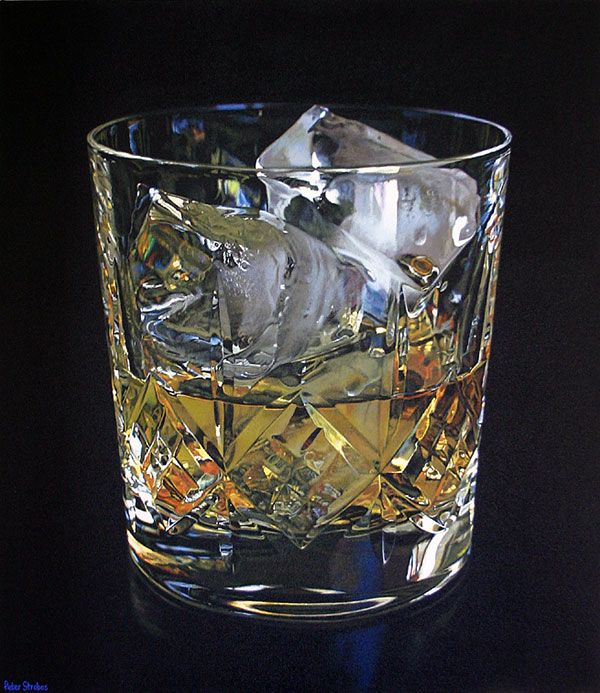 Whisky Glass.