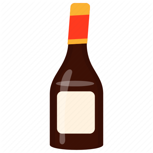 \'Alcohol Bottles Vector\' by Vectors Point.