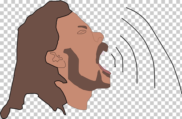 Human voice Whispering , sing PNG clipart.