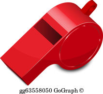 Whistle Clip Art.