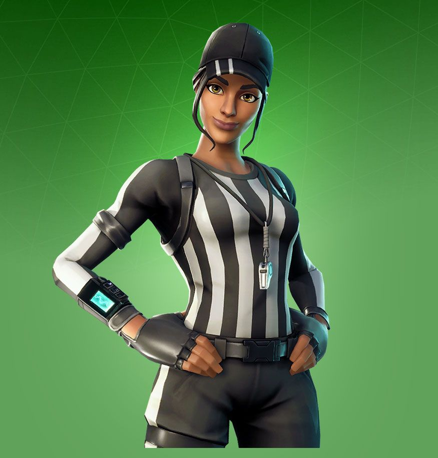 Whistle Warrior is a Uncommon Fortnite Outfit. in 2019.
