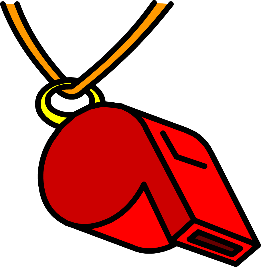 Whistle Clipart.