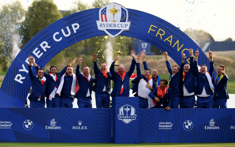 We are one year from the 2020 Ryder Cup so here are 8.