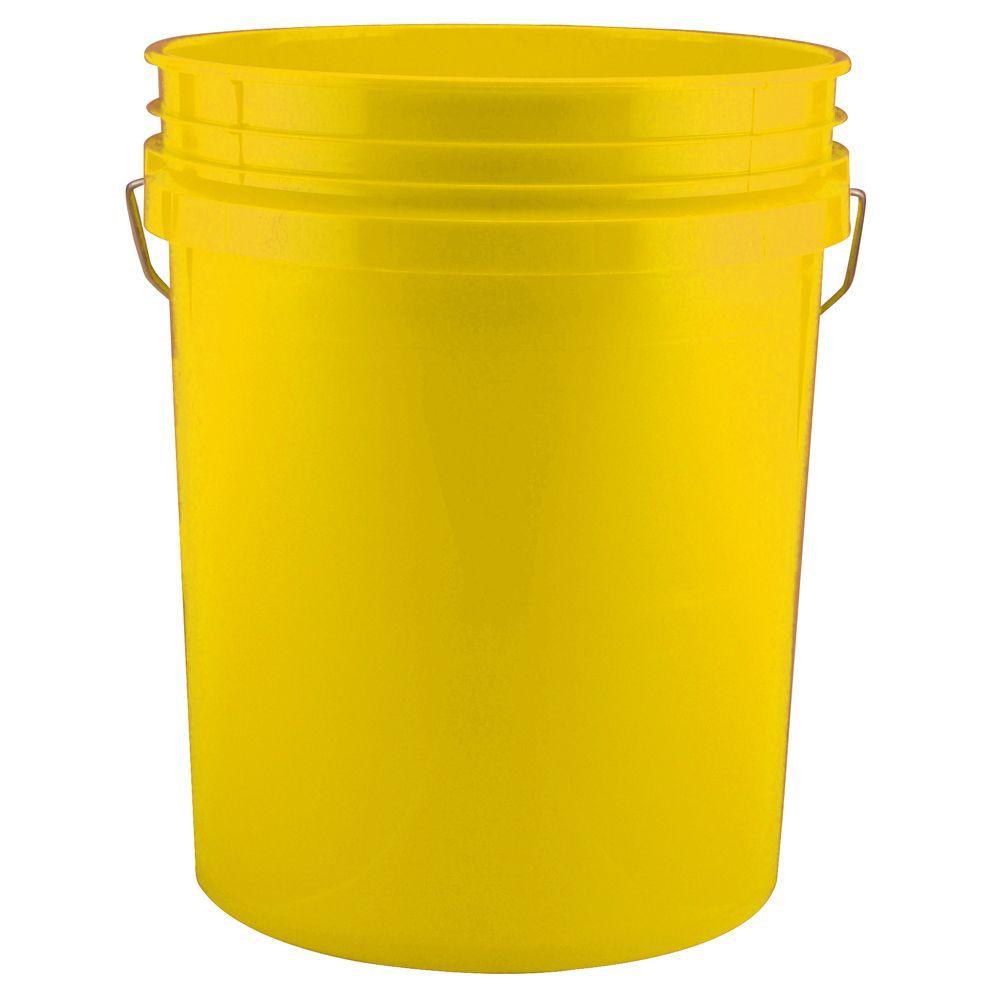 5 Gallon Bucket Clipart.