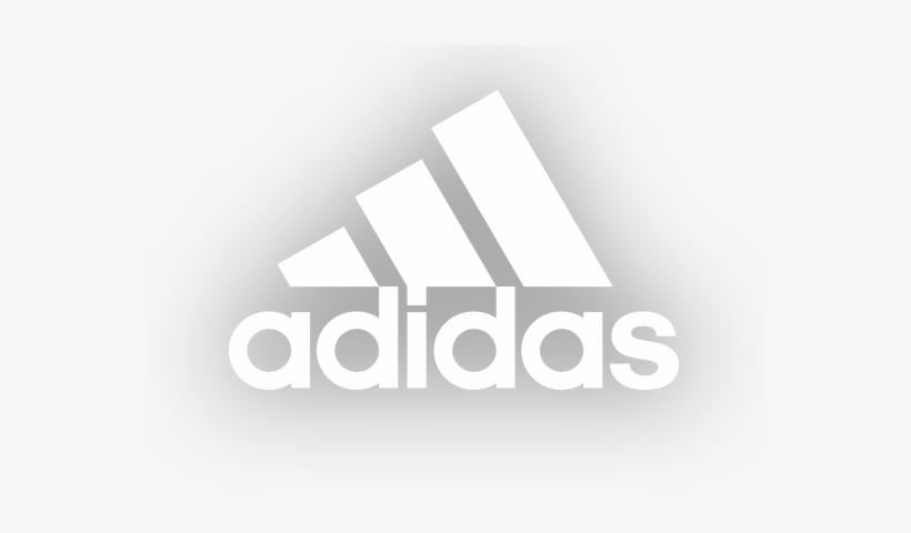 Adidas White Logo Png Free Stock.