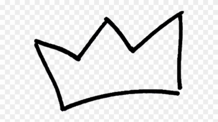 Drawn Crown Picsart Png.