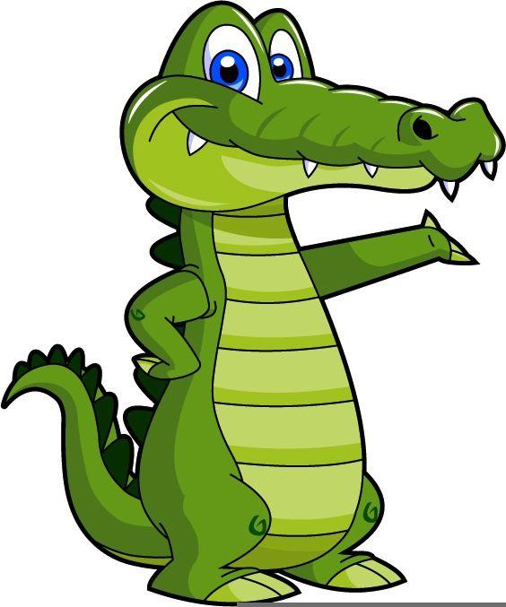 Crocodile Clipart No Background.