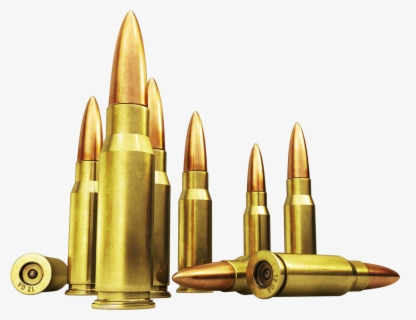 Free Bullets Clip Art with No Background.