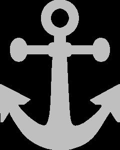 Anchor Clip Art at Clker.com.