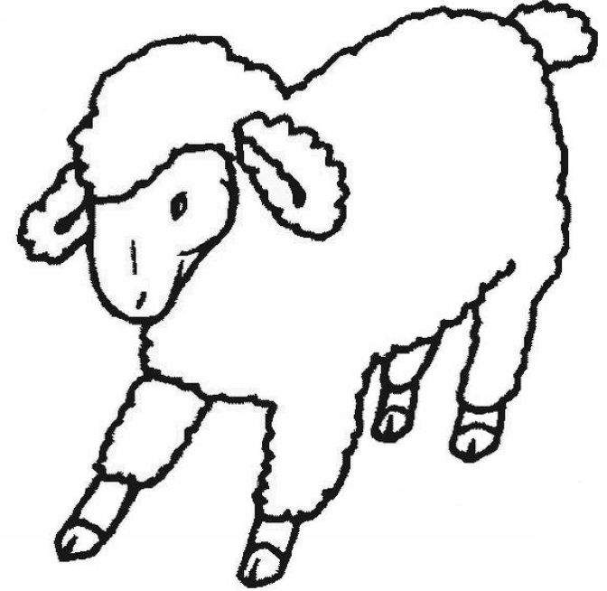 Sheep black and white sheep black and white clipart.