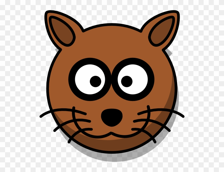 Cat Clipart Havana Brown Felidae Clip Art.