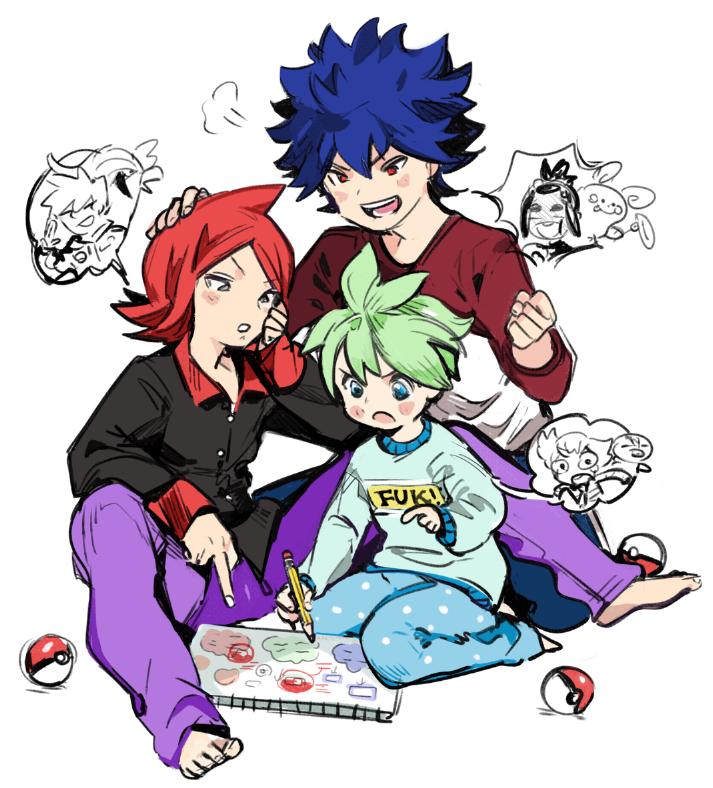 Pokémon Masters Image #2686375.