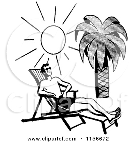 Tan Clipart Black And White