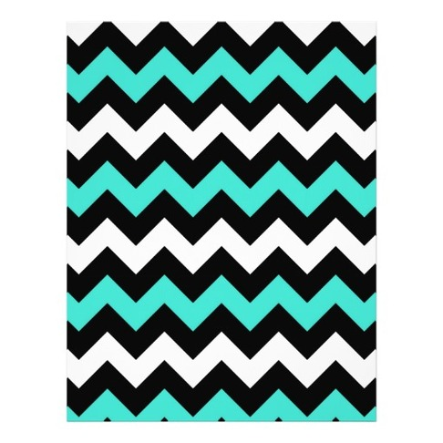 Turquoise and black clipart.