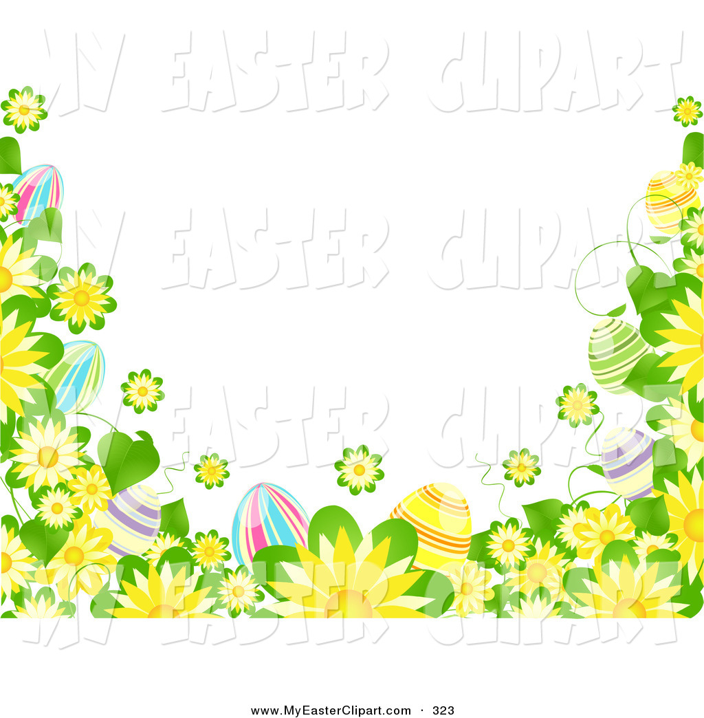 White And Yellow Flower Clipart Clipground