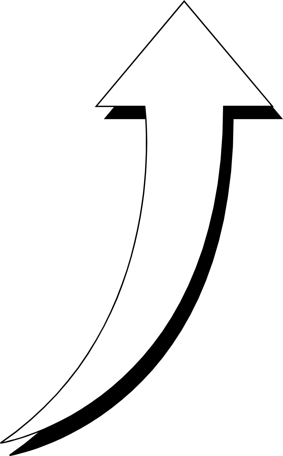 Curve Computer Icons White Clip art.
