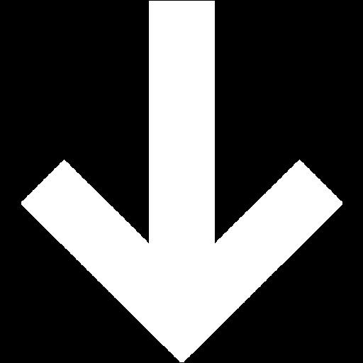 White arrow 199 icon.