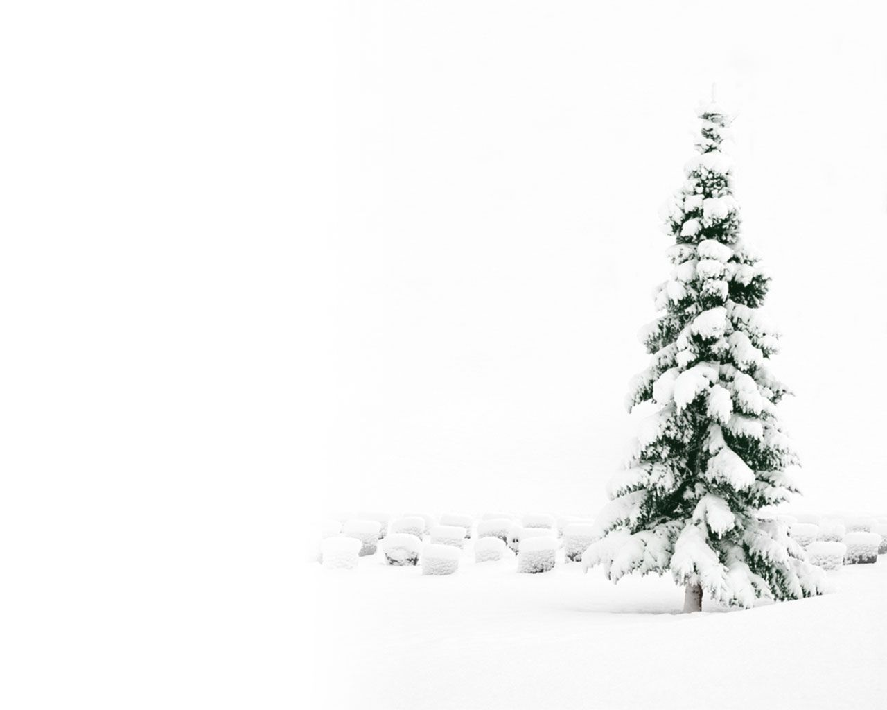 Christmas Snow Background Clipart Black And White.
