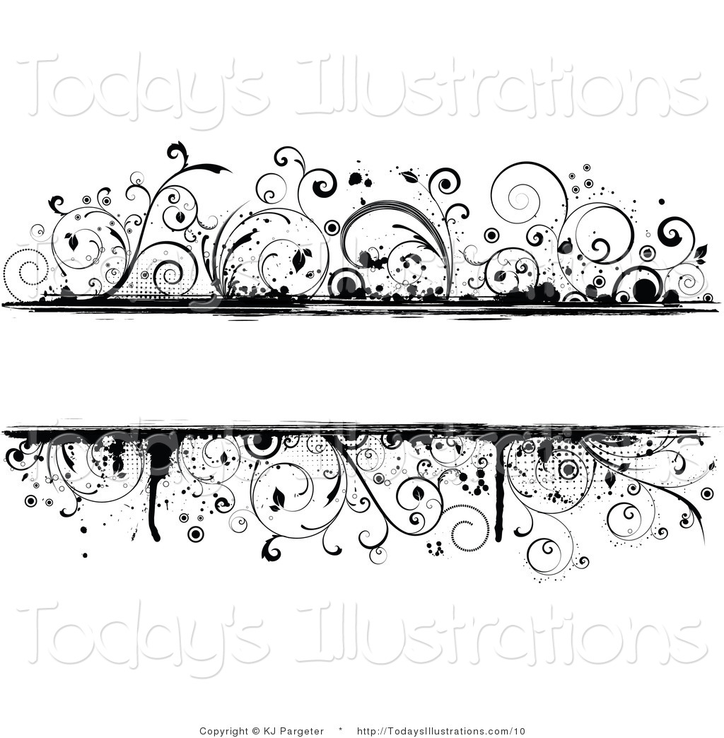 Black and white background clipart.