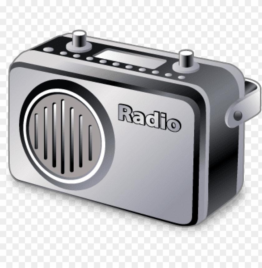 rey radio clipart.